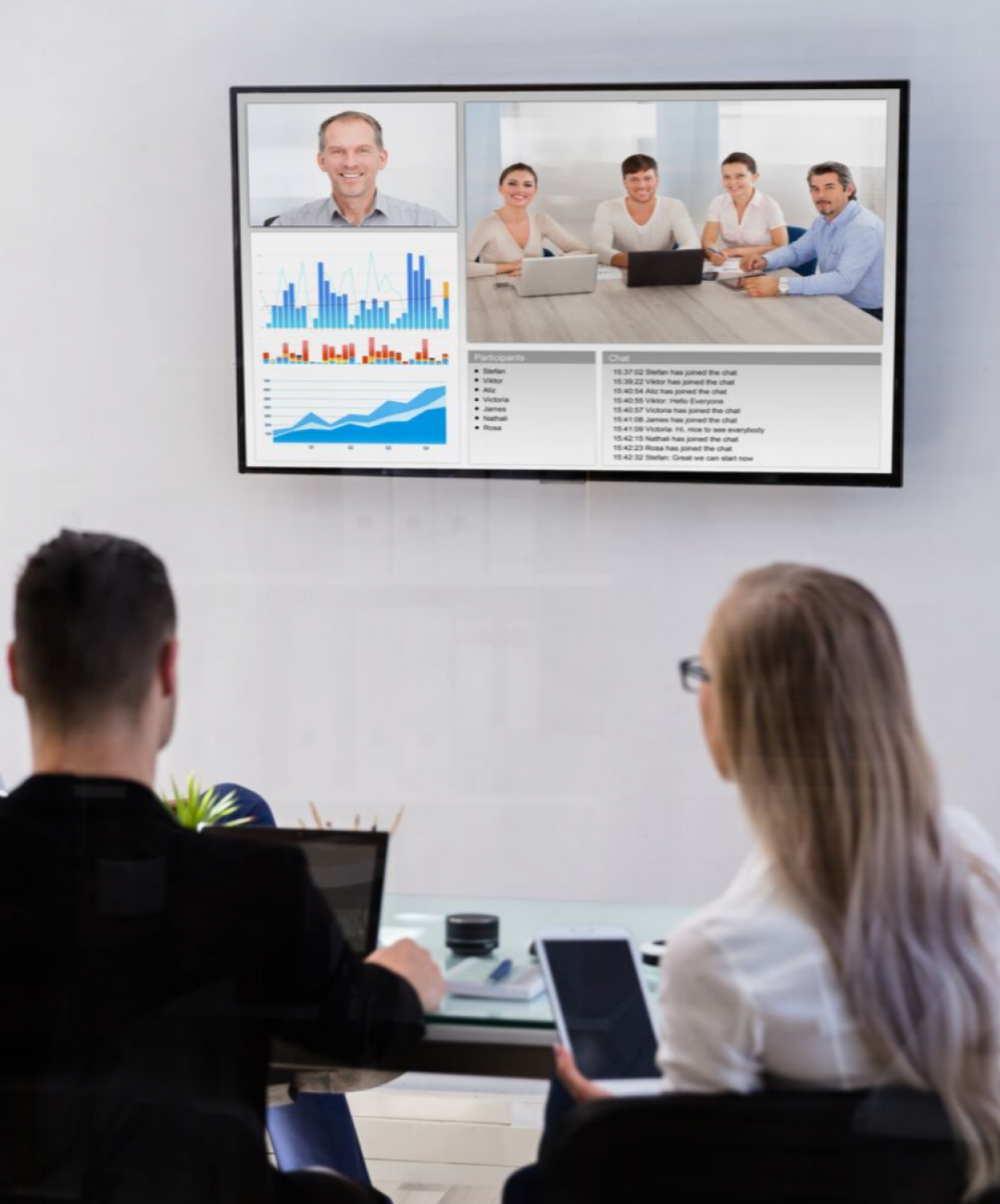 VIDEO CONFERENCING EQUIPMENT PCBs