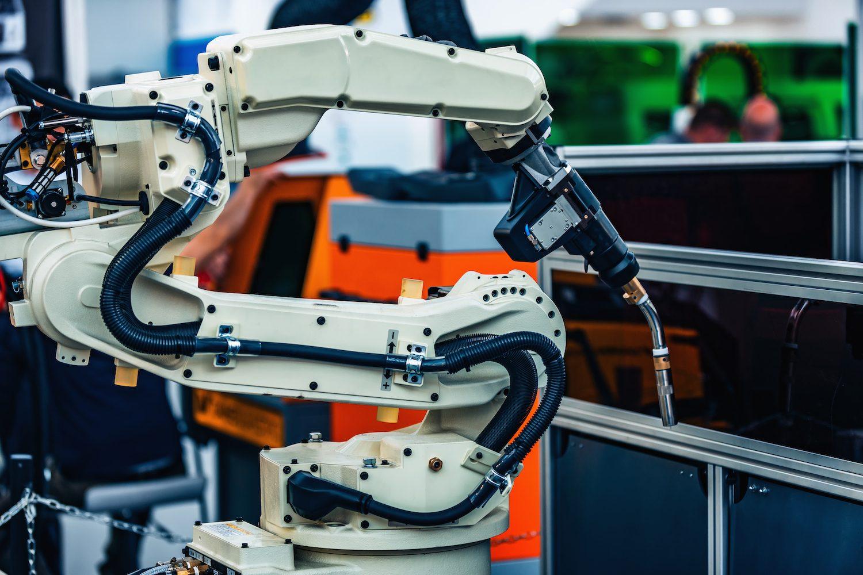 Welding Robot PCBs